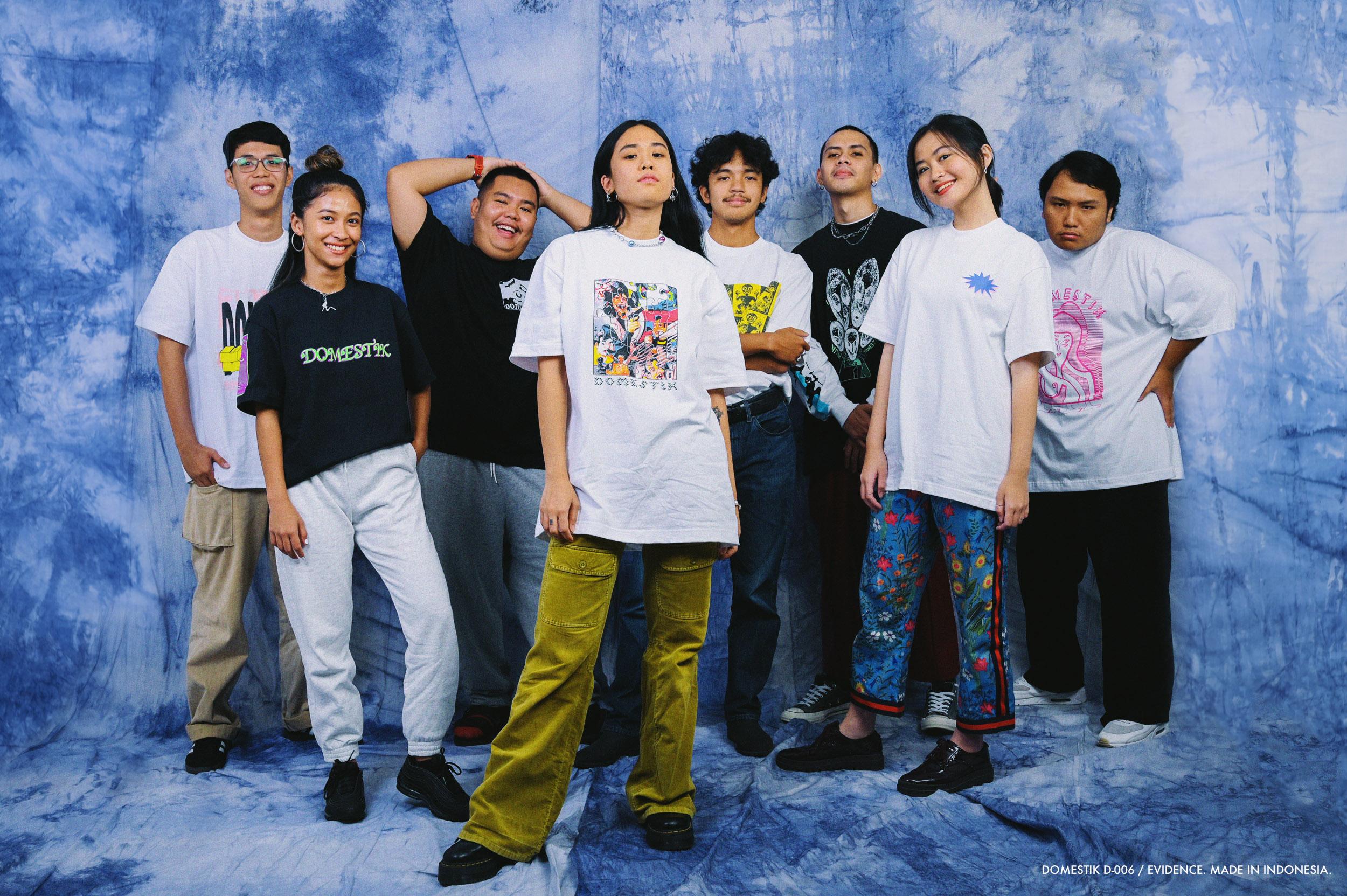 D-006 Lookbook Team